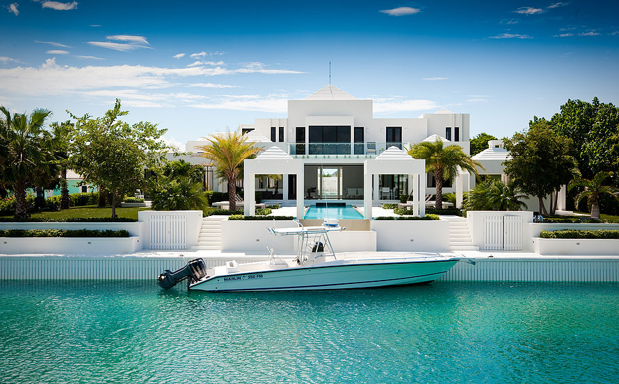 Windermere House, Turks and Caicos